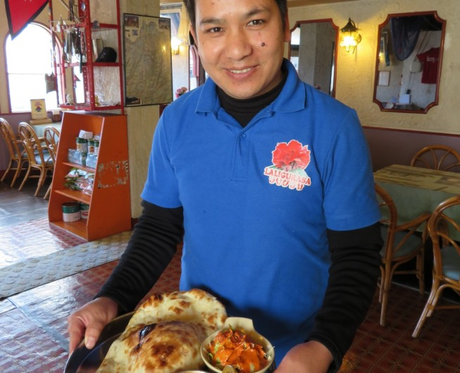 LALIGURASA INTERNATIONAL(ラリグラサ)ネパール・インド料理  1