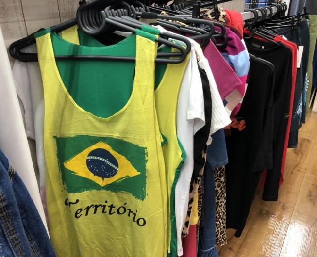 TERRITÓRIO NACIONAL(テヒトリオ ナショナル)《衣料品店》 2