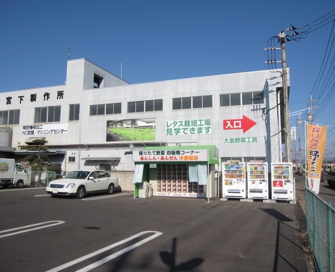 (株)大泉野菜工房《レタス&きくらげ工房&直売所》 5